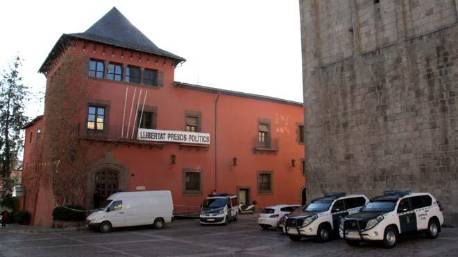 La Guàrdia Civil busca a la Seu d'Urgell documents sobre frau de subvencions