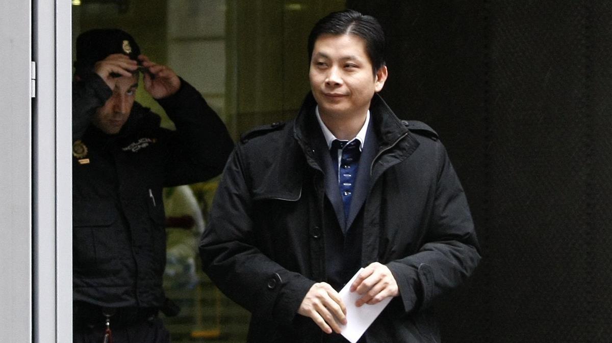 El jutge proposa jutjar 105 persones per la macroxarxa de Gao Ping