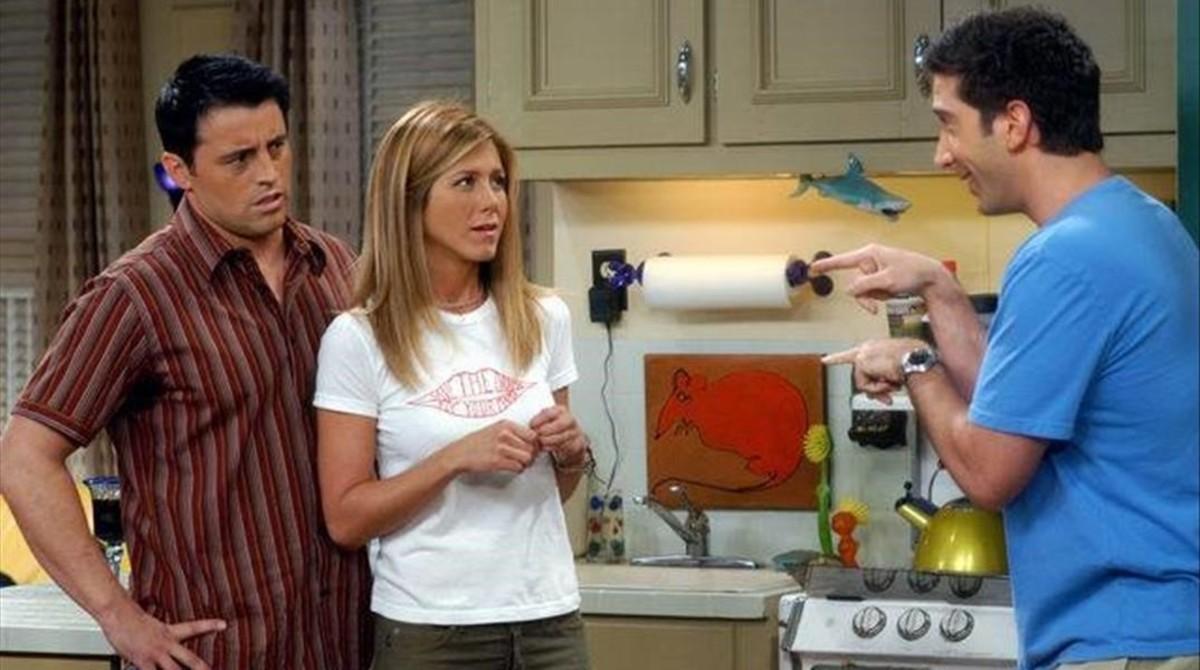 ¿Te acuerdas de lo blanca que era 'Friends'?