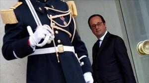 Hollande ha ordenat 40 execucions extrajudicials en la lluita contra el gihadisme