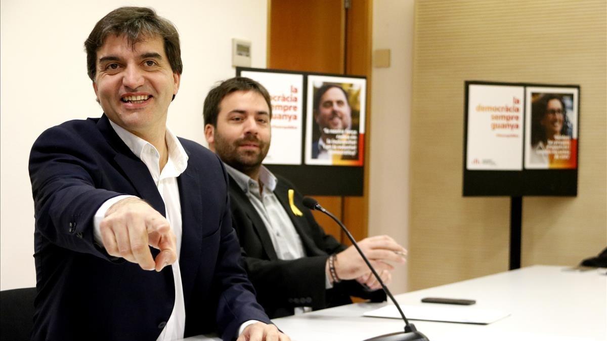 ERC prepara un recuento de votos paralelo con 14.000 apoderados para las elecciones del 21 de diciembre.
