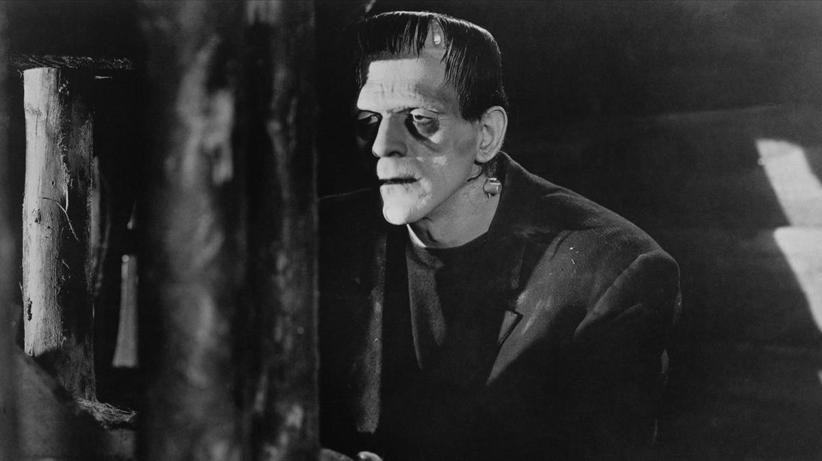 El Frankenstein de Boris Karloff.