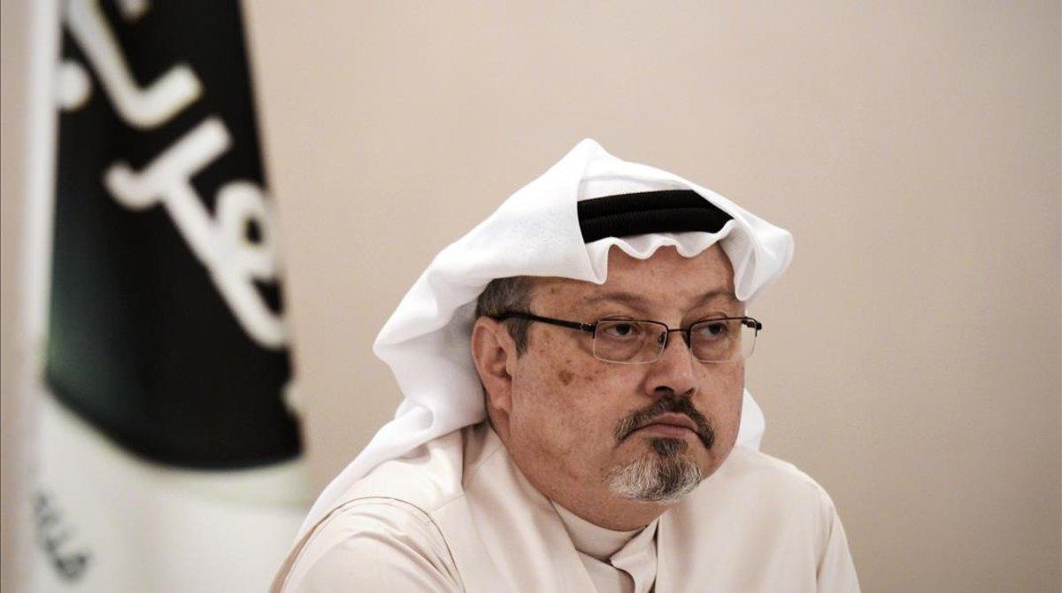 """La promesa de Khashoggi: «Jamal, ets la veu de la llibertat"""""""