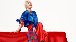 Rita Ora, nova musa d'Escada