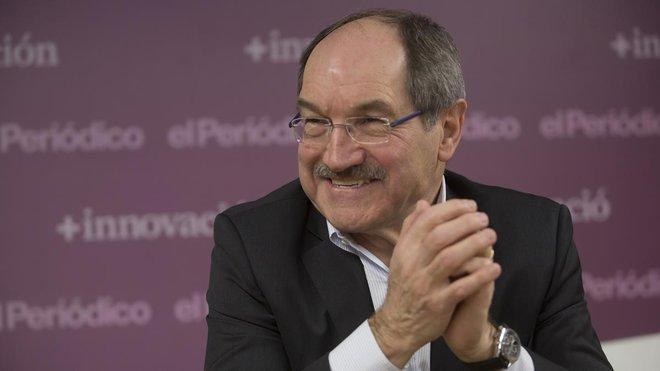 """Pedro Mier: """"Nuestro problema es la falta de profesionales"""""""