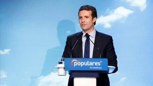 Cops de colze en el PP per anar a Europa