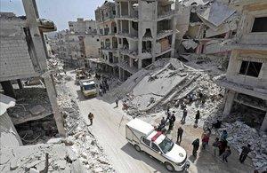 L'últim feu d'Al-Qaida a Síria