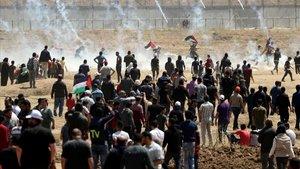 """Els palestins descriuen com un """"xantatge"""" el pla de Trump per al Pròxim Orient"""