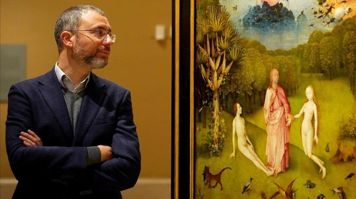 El 'jardinero' del Prado