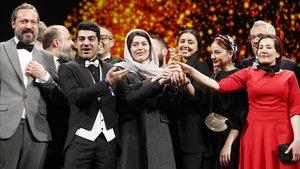 La Berlinale premia el compromís polític de l'iranià Rasoulof
