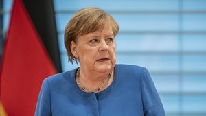 Merkel dirigirà per primera vegada un missatge per televisió als alemanys