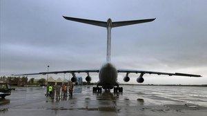 El trànsit aeri a Espanya es va desplomar gairebé un 95% a l'abril pel coronavirus