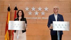 Madrid demana de nou accedir a la fase 1 de la desescalada