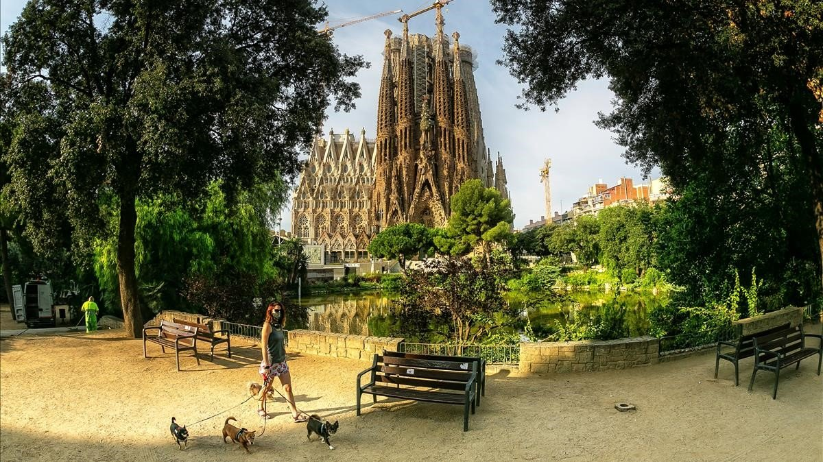 """""""Me ha tocado la Sagrada Família en un sorteo y ahora no sé qué hacer con ella"""""""
