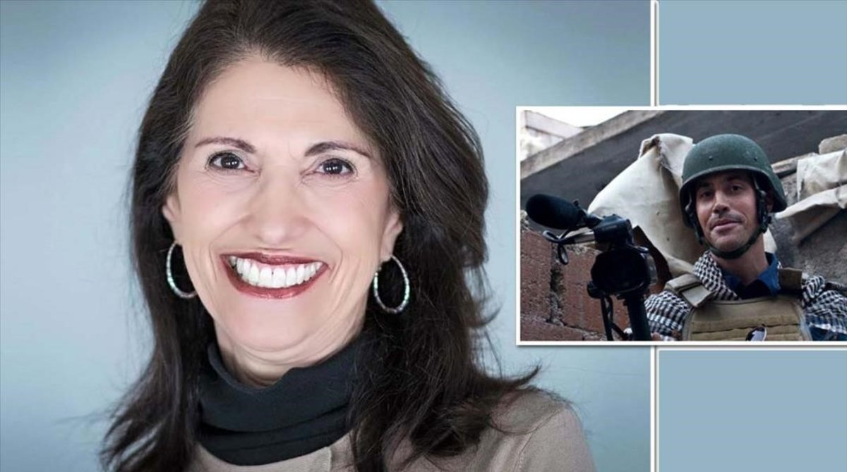 Diane Foley: «És vital escoltar, fins i tot els criminals més atroços»