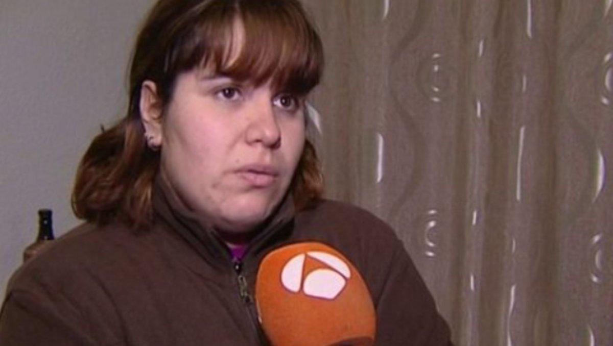 La madre de la menor entrevistada por Antena 3