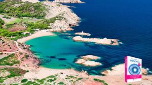 Cala Pregonda (Menorca), una platja de portada