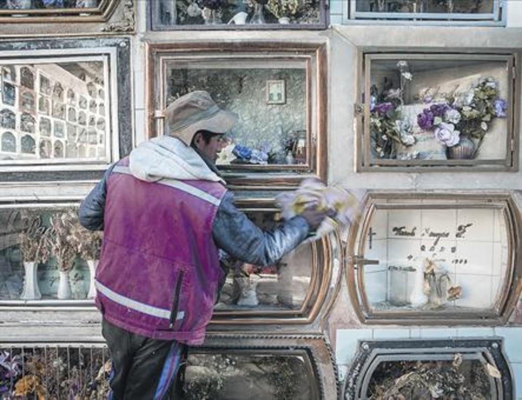 Pequeños sepultureros en Bolivia b45ca6d19ab