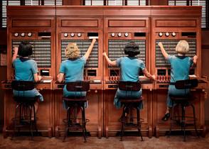 las chicas del cable television netflix
