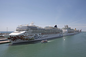 Cruceros en Barcelona.