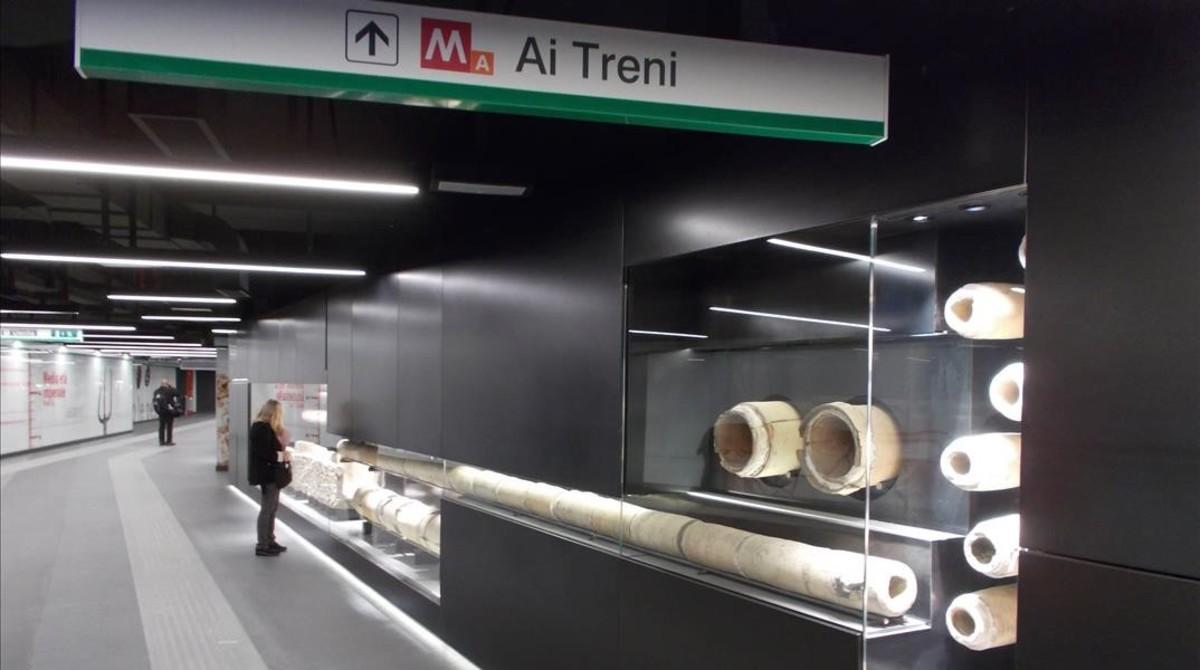 zentauroepp41287248 mas periodico museo en el metro de roma171214203815