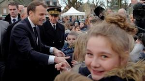 mbenach41624442 par107 croisilles francia 16 01 2018 el presidente gal180116155658