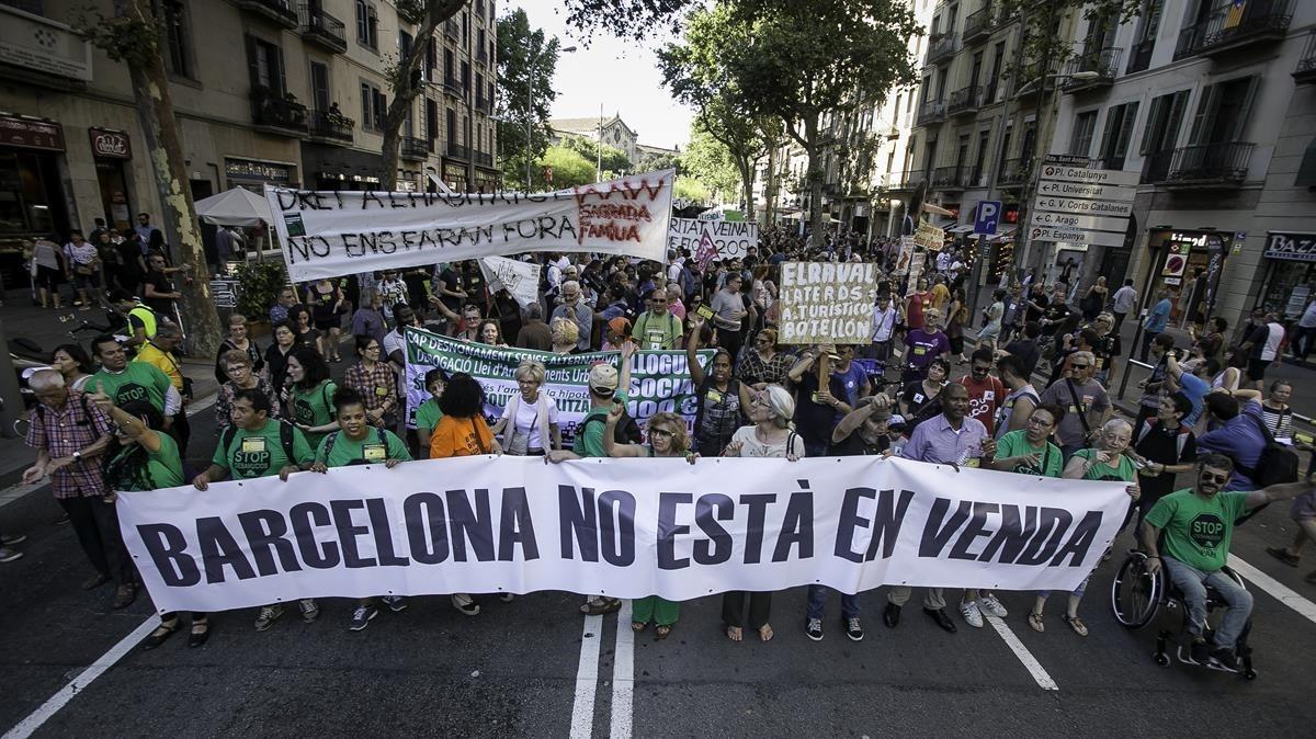 Espa a a a os luz de la media europea en alquiler social for Busco piso alquiler barcelona