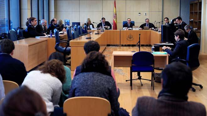 L'Audiència Nacional confirma les penes per als condemnats d'Altsasu i insisteix que no va ser terrorisme