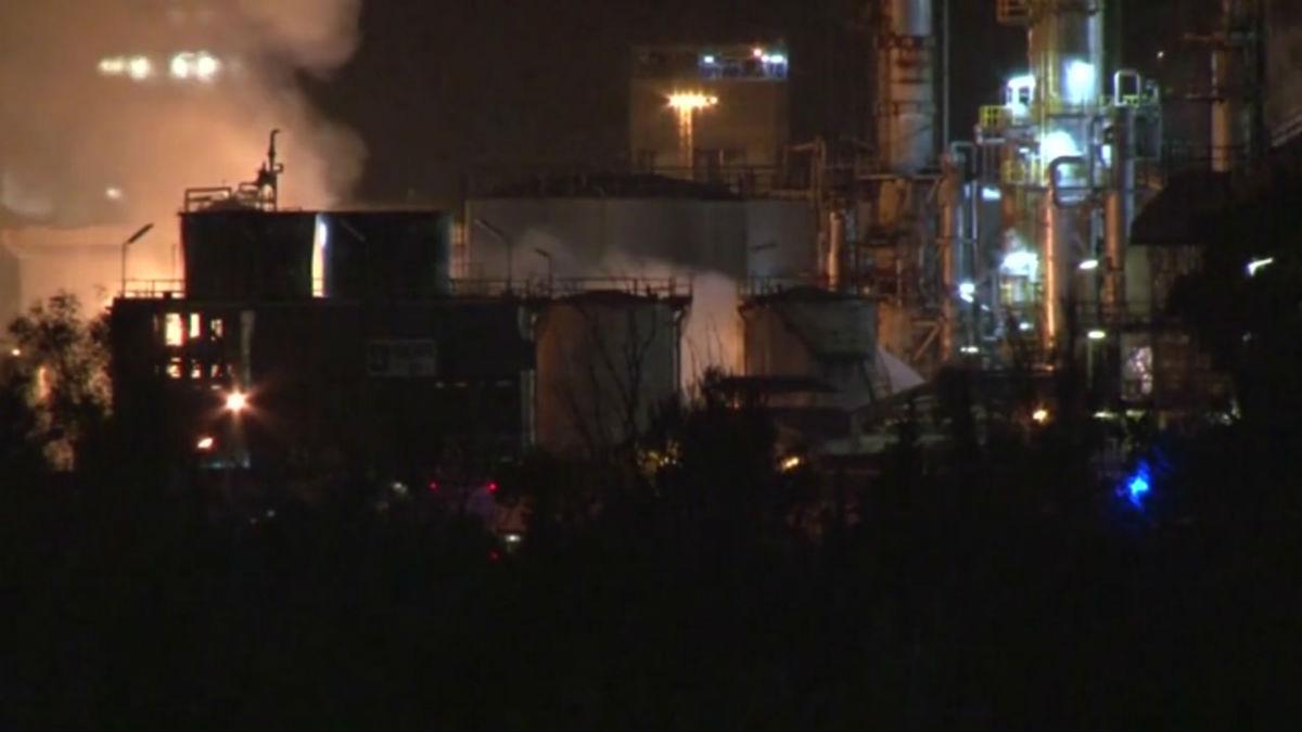 Testimonis de l'explosió: «Hem vist volar un projectil cap a l'edifici»