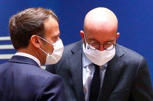 Menys ajuts per a la recuperació i veto, la solució de Michel per evitar el bloqueig dels 'frugals'