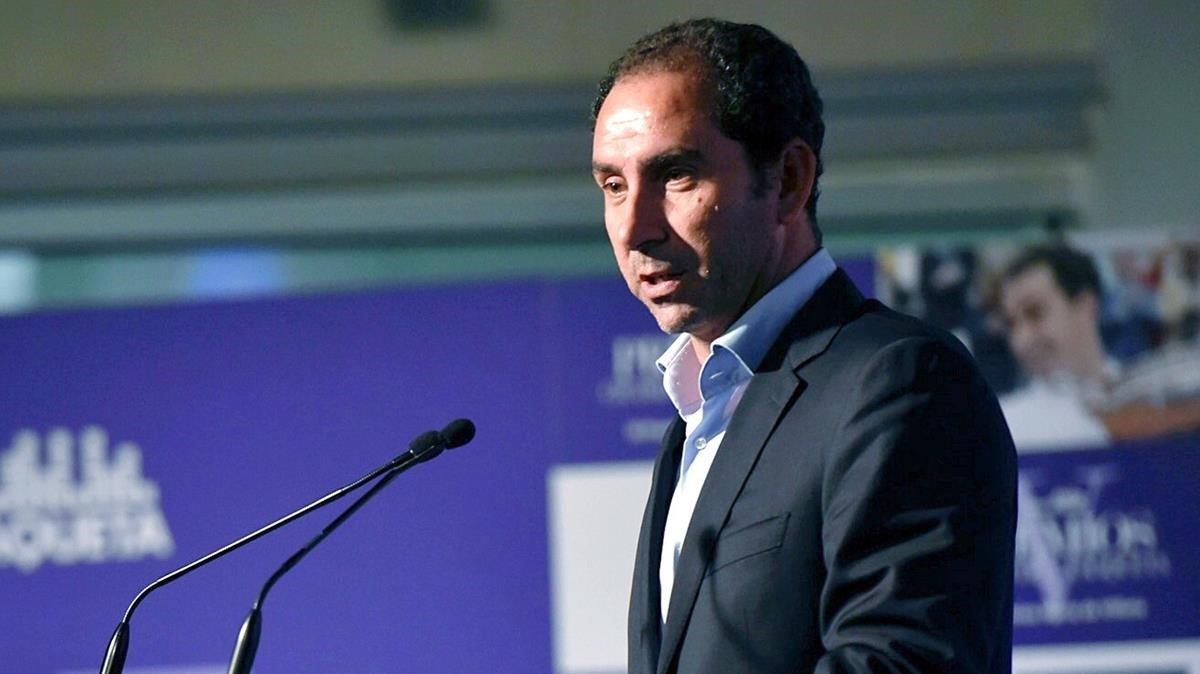 Albert Costa, nuevo director del torneo de finales de Copa Davis