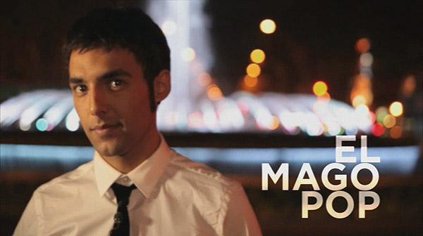 Antonio Díaz, el mago pop. Tráiler del programa de Discovery Max.