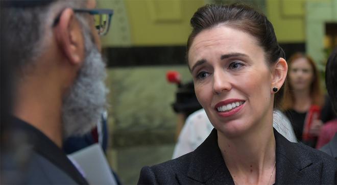Ardern llama a dejar sin nombre al autor de la matanza de Christchurch