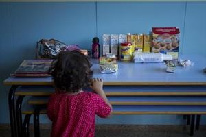 Un centro de día para niños en riesgo de exclusión en LHospitalet de Llobregat.