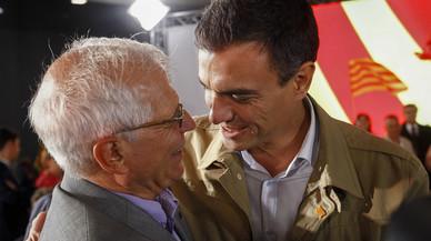 Josep Borrell accepta ser ministre d'Exteriors