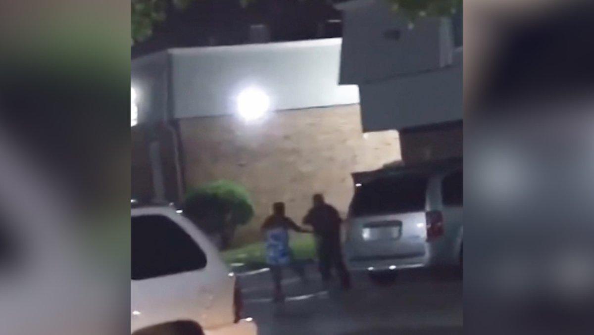 Policía mató a una mujer pese a que gritó que estaba embarazada