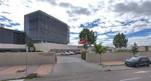 La Residencia de la Fundación Reina Sofía Alzheimer, en Vallecas.