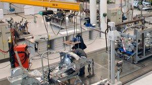 Reconversió industrial per frenar el coronavirus