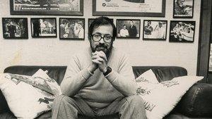 Chicho Ibáñez Serrador, en 1982