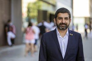El conseller de Treball, Afers Socials i Família, Chakir El Homrani.