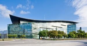 Sede del Consorci Zona Franca de Barcelona