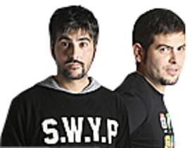 David y José Muñoz