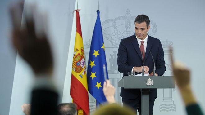 Sánchez canviarà la llei perquè la banca pagui l'impost de les hipoteques