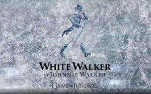 El caminante blanco deJohnnie Walker.