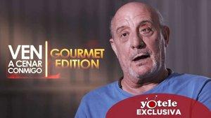 El Dioni, concursante de la nueva edición de 'Ven a cenar conmigo: Gourmet Edition'.