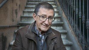 El director de cine Francesc Betriu, el pasado viernes.