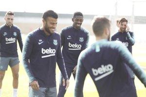 Valverde recupera tota la plantilla per preparar la visita a l'Atlètic
