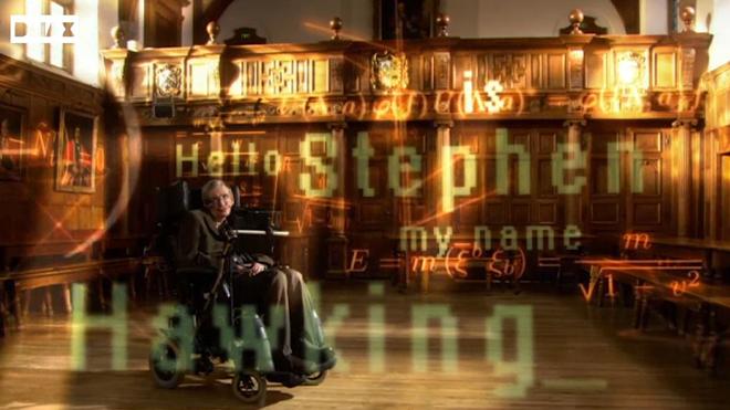 Especial Stephen Hawking en DMAX.