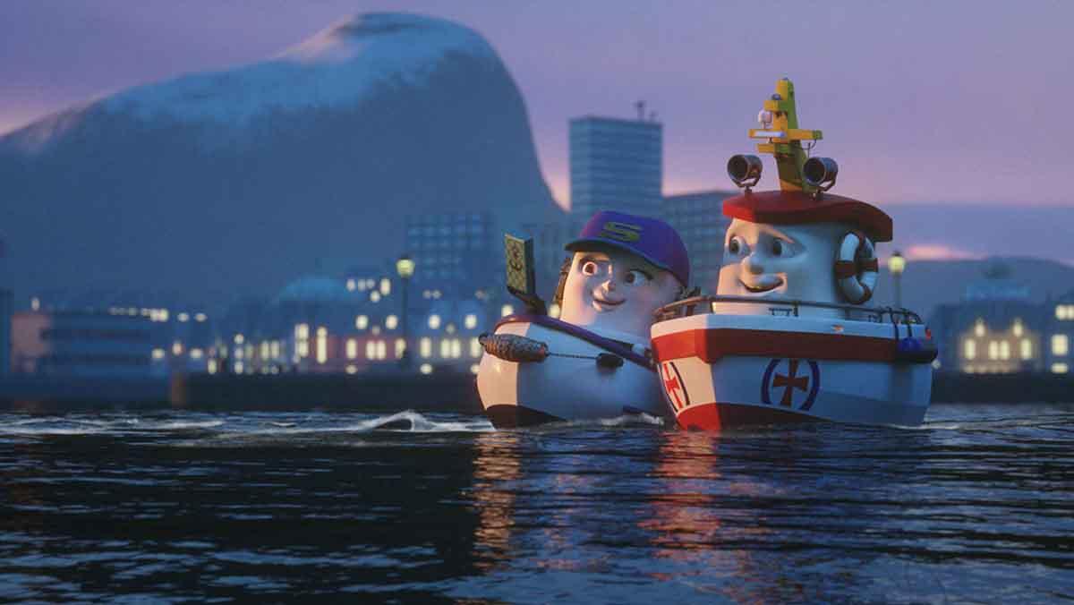 Tráiler de Barcos, ¡al rescate!(2017)
