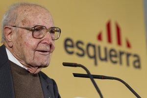 Barcelona acorda retirar la medalla de la ciutat a Heribert Barrera